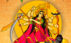 Nine Mantras for Nine Nights of Navaratri