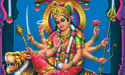 Worship Of Goddess Shoolini Durga
