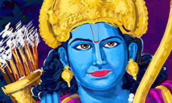 Sri Rama Navami Fasting Procedure