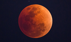 Lunar Eclipse 2021 in India Date and Time