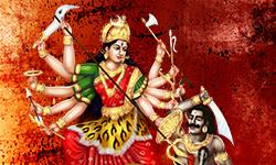 Aigiri Nandini Lyrics in English | Mahishasura Mardini Lyrics in English