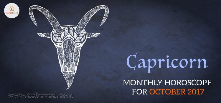 October 2017 Capricorn Monthly Horoscope | Capricorn October