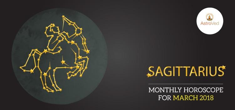 monthly horoscope march sagittarius