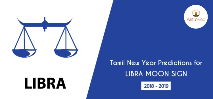 Tamil New Year Predictions for Libra Moon Sign 2018 – 2019