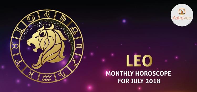 July 2018 Leo Monthly Horoscope, Leo July 2018 Horoscope – AstroVed com