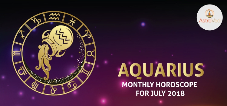 July 2018 Aquarius Monthly Horoscope, Aquarius July 2018