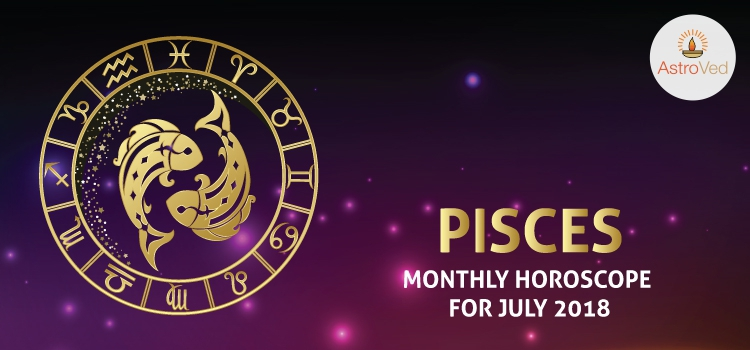 July 2018 Pisces Monthly Horoscope, Pisces July 2018 Horoscope