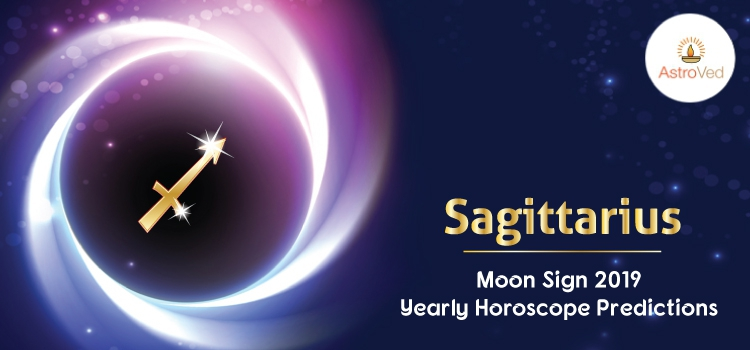 Sagittarius Moon Sign 2019 Yearly Horoscope Predictions
