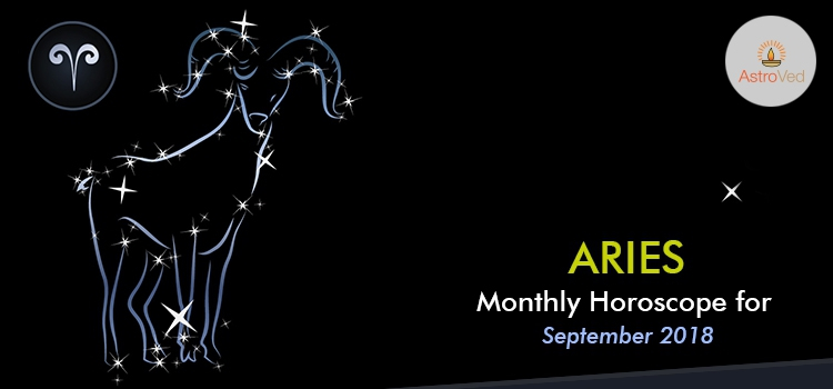 September 2018 Aries Monthly Horoscope, Aries September 2018