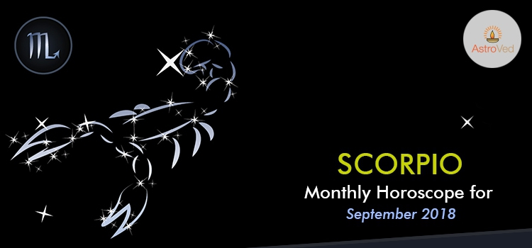October 12222 Horoscope: Predictions for Scorpio