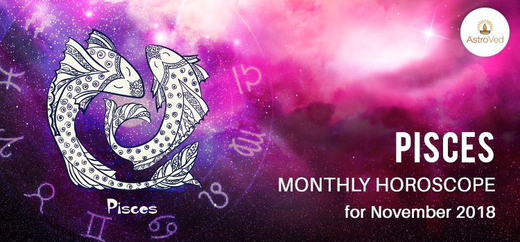 November 2018 Pisces Monthly Horoscope, Pisces November 2018
