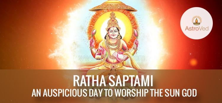 Ratha Saptami: An Auspicious Day to Worship the Sun God