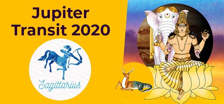 Jupiter Transit 2020 in Capricorn For Sagittarius Moon Sign