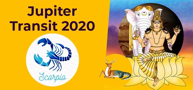 Jupiter Transit 2020 in Capricorn For Scorpio Moon Sign