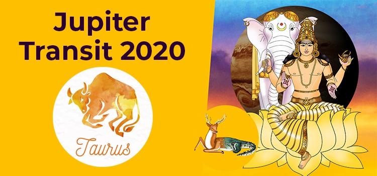 Jupiter Transit 2020 in Capricorn For Taurus Moon Sign