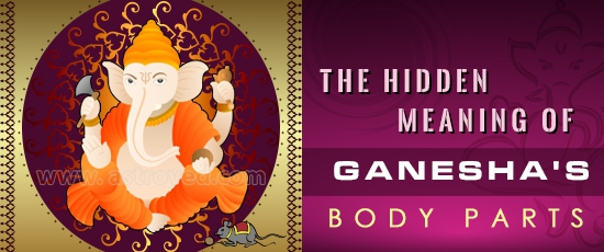 Hidden Meaning Of Ganeshas Body Parts