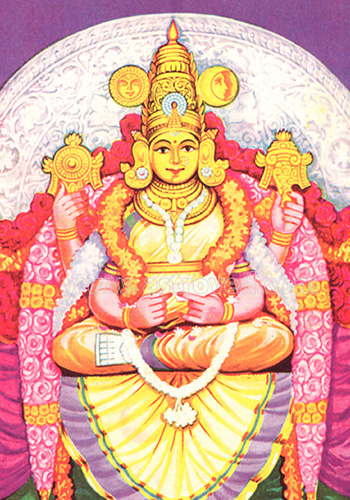 shiva goddess of destruction