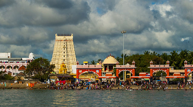 Rameshwaram Ramanathaswamy Temple