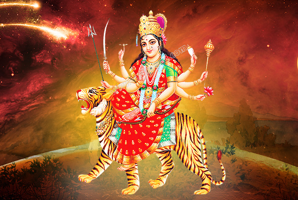 Durga Virtual Pooja