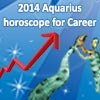 2014 Aquarius Horoscope for Career