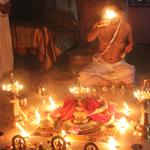 Detailed Bhagavathi Seva at Bhagavathi Power Spot.