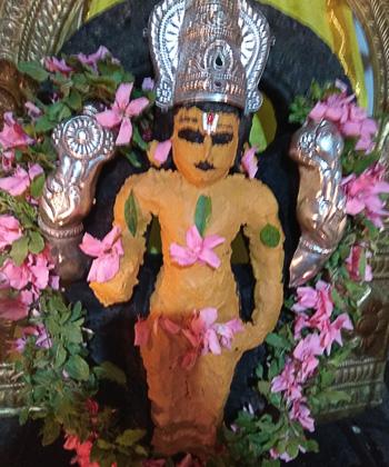 Abhishekam: Kalaba Charthu