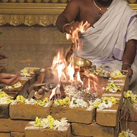 2 Priest Individual 18 Tamil Siddhas Homa