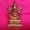 5 Inch 5 Metal Vijaya Ganapati Statue