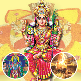 Aadi Goddess Trio Package