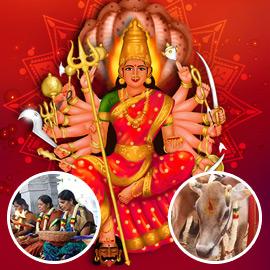 Goddess Angali Installation Ceremonies