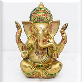 Shree Ashirvad Ganesha