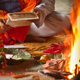Individual Ashwamedha Chanting with Bhagya Suktam Homa