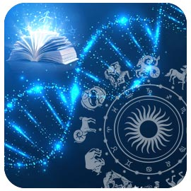 Basic Astrology Plus DNA Astrology Program (20 Hours)