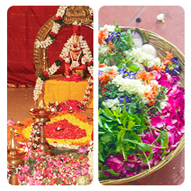 Bhagavati Seva Pooja on Last Day of Aadi Month
