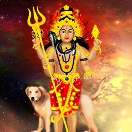 Change Your Time: Interactive Fire Lab Kala Bhairava on October 21st