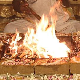 Swarnakarshana Bhairava Homa