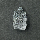 Energized Crystal Ganesha Statue