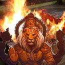 Narasimha Homa (Fire Lab)
