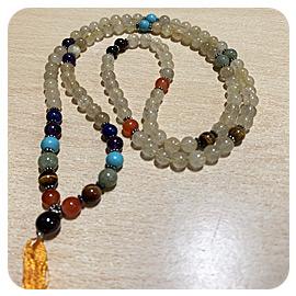 Energized 7 Chakra Cleansing Mala