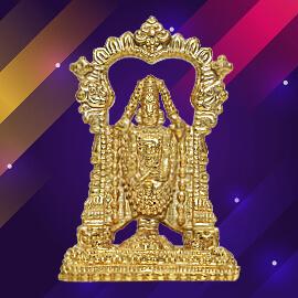 Energized 3-Inch Balaji Statue