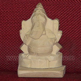 2 Inch Erukku Ganesha