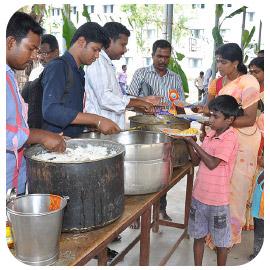 Food Feeding