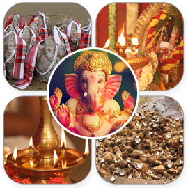Ganesha Chaturthi Enhanced Package 2020