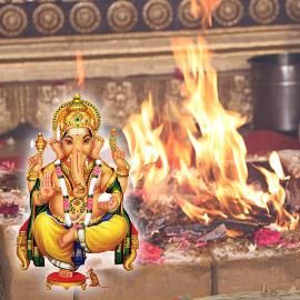 Individual Ganesha Homa