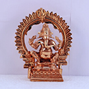 Energized 3 Inch Ganesha Statue With Arch