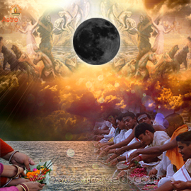New Moon Ancestral Ritual in Kerala