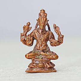 Energized 1.5 Inch Hayagriva Statue