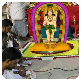 Individual Narayaneeyam Chanting