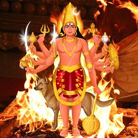 Individual Samhara Bhairava Homa