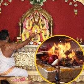 Individual Shatrusamhara Homa